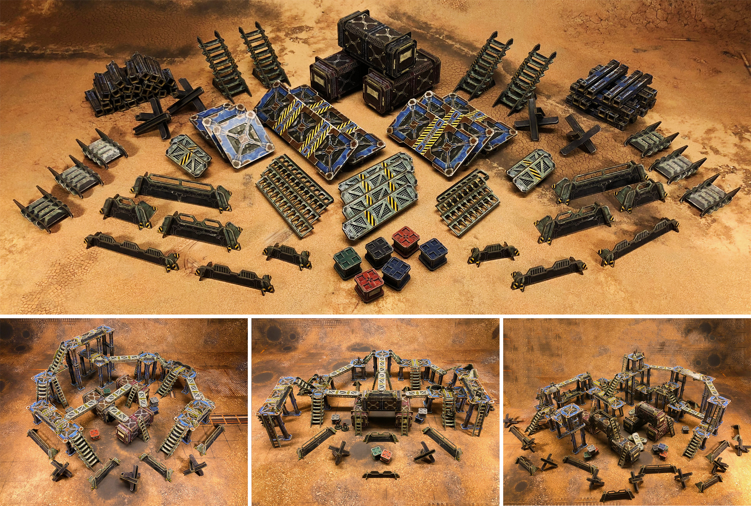 TinkerTurf - Full Color Wargaming Terrain by TinkerHouse